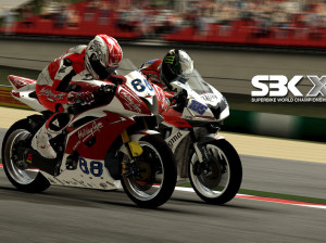 SBK X : Superbike World Championship - PC