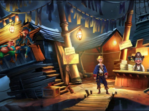 Monkey Island 2 : LeChuck's Revenge - Special Edition - PS3