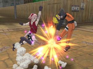 NARUTO Shippuden : Clash of Ninja Revolution 3 - Wii