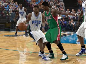 NBA Elite 11 - Xbox 360