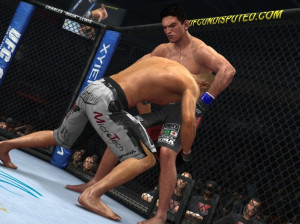 UFC Undisputed 2010 - PS3