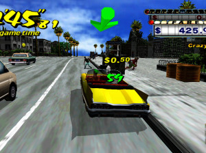 Crazy Taxi - Xbox 360