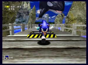 Sonic Adventure - PS3