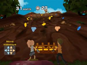 Family trainer : Treasure Adventure - Wii