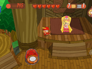 Fat Princess : Fistful of Cake - PSP