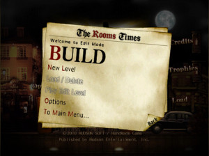Rooms : The Main Building - Wii