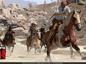 Red Dead Redemption : Menteurs et Tricheurs - PS3