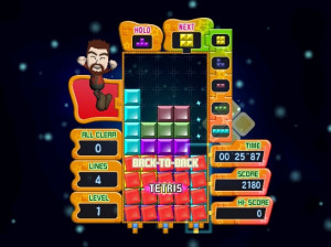 Tetris Party Deluxe - Wii