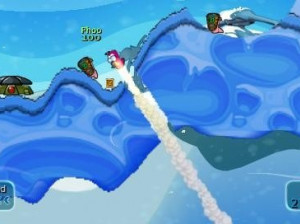 Worms : Battle Islands - Wii