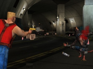 Duke Nukem : Critical Mass - PSP