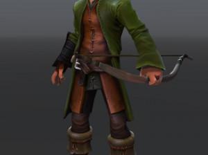 Le Seigneur des Anneaux : La Quête d'Aragorn - Wii
