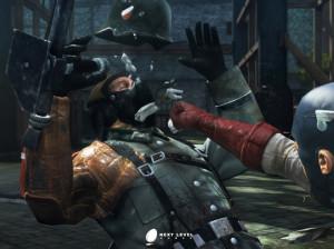Captain America : Super Soldat - Xbox 360