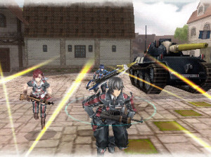 Valkyria Chronicles 3 : Unrecorded Chronicles - PSP