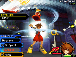 Kingdom Hearts Re : coded - DS