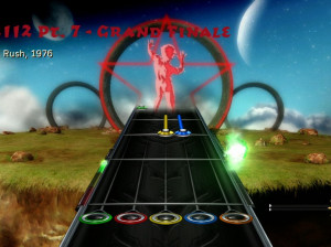 Guitar Hero : Warriors of Rock - Wii