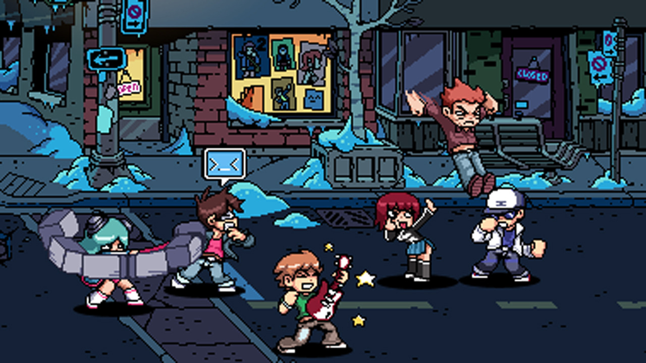 Scott Pilgrim Contre le Monde - PS3