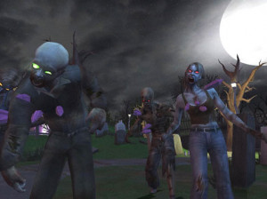 Rock of the Dead - Wii
