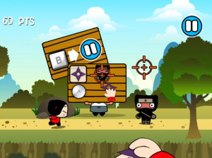 Pucca's Race for Kisses - Wii