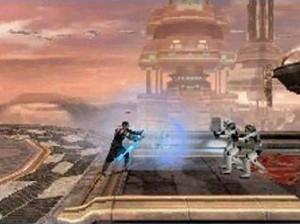 Star Wars : Le Pouvoir de la Force II - DS