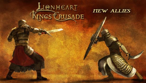 Lionheart : Kings' Crusade - PC