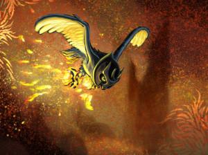 Le Royaume de Ga'Hoole : La Légende des Gardiens - Le Jeu Vidéo - DS