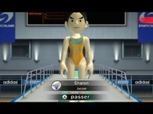 Sports Island 3 - Wii