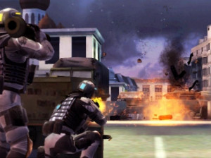 Tom Clancy's Ghost Recon Future Soldier - Wii