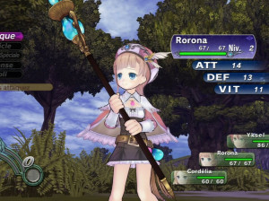 Atelier Rorona : The Alchemist of Arland - PS3