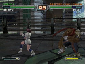 Bloody Roar : Primal Fury - Gamecube