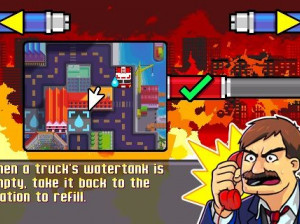 Fire Panic - DS