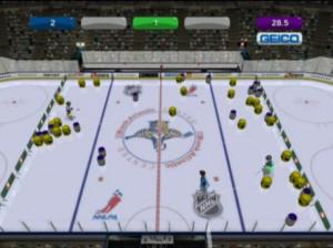 NHL 2K11 - Wii