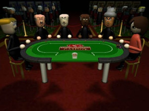 Texas Hold'em Tournament - Wii