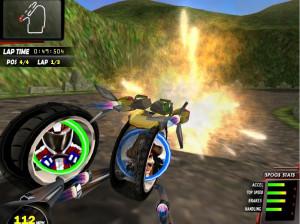 Spogs Racing - Wii