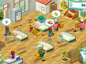 Supermarket Mania - PS3