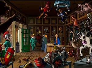 Les Chevaliers de Baphomet - PC