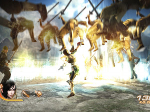 Dynasty Warriors 7 - PS3