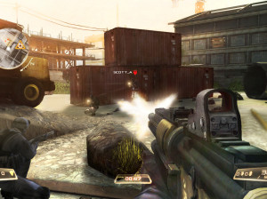 Modern Combat Domination - PS3