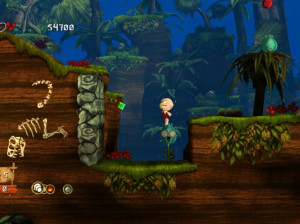 Bonk : Brink of Extinction - PS3