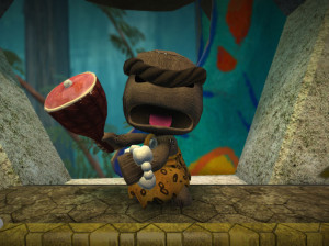 LittleBigPlanet : Sackboy's Prehistoric Moves - PS3