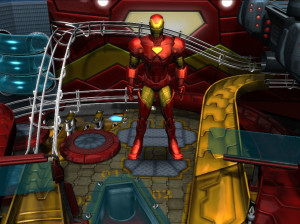 Marvel Pinball - PS3