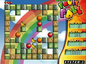 Super Fruit Fall - Wii