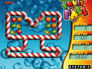 Super Fruit Fall - PS2