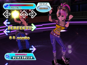 Dance Dance Revolution : Hottest Party 3 - Wii