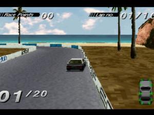 Destruction Derby - PlayStation