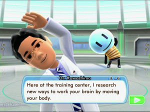 Dr. Kawashima's Body and Brain Exercices - Xbox 360
