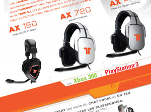 Casque Tritton AX 720 - PS3