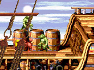 Donkey Kong Country 2 - GBA