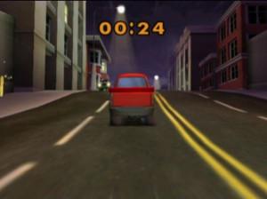 Cars Toon : Martin se la Raconte - Wii