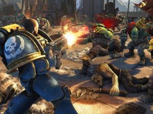 Warhammer 40.000 : Space Marine - PS3