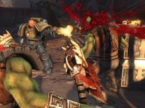 Warhammer 40.000 : Space Marine - Xbox 360